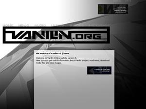 Vanilin Online Version 5 Screenshot
