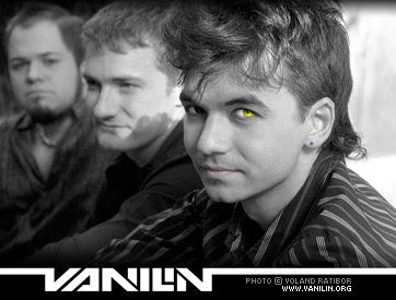 vanilin band photo